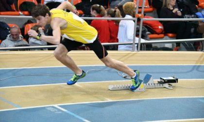 Trezzano bronzo agli Italiani indoor per Previtali nei 200 metri
