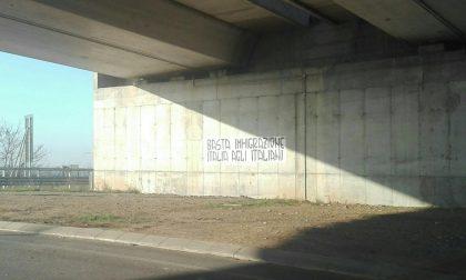 Affissioni abusive a Pioltello: è guerra aperta all'ultimo manifesto