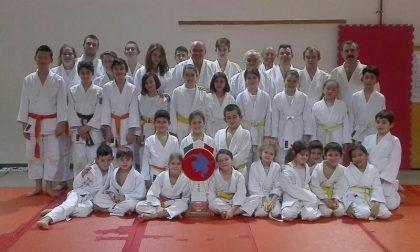 Capriate invasa dai judoka per il 27esimo Trofeo Coral