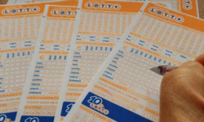 Lotto: con due euro ne vince 60mila