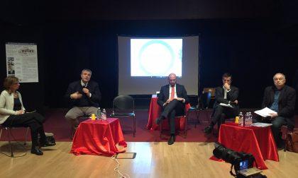 Elezioni regionali incontro tra candidati senza vincitore e con poco pubblico