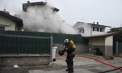 Incendio Pessano Gara di solidarietà per la famiglia coinvolta