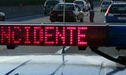 Incidente in Tangenziale Nord all'altezza di Sesto: diversi km di coda