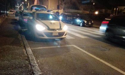Scontro tra auto e scooter: ferito un 35enne