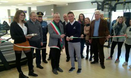 Melzo inaugurazione al centro natatorio cittadino - FOTO E VIDEO