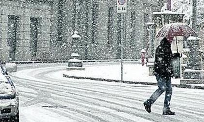 Gelo e neve torna il maltempo sulla Penisola