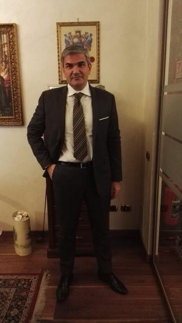 Sesto San Giovanni Antonio Lamiranda assessore all'Urbanistica