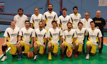 Basket Promozione Vittoria magica per il CM Cassina dopo due over-time