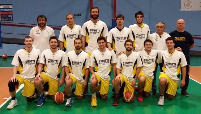 cm bk cassina pallacanestro promozione