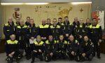 Protezione civile si esercita a Gessate