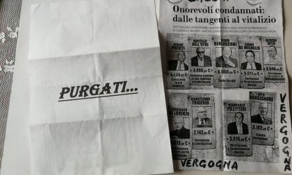 """""""Purgati"""" Volantini anonimi recapitati al segretario Pd"""
