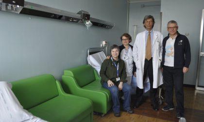 L'Abio Brianza regala 15 poltrone letto alla pediatria del Bassini