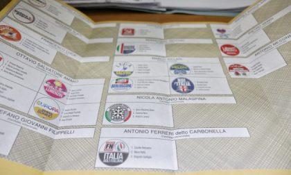 Elezioni politiche 2018 i primi dati definitivi in Martesana