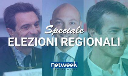 Elezioni regionali 2018   Gori, Violi e Fontana a confronto VIDEO
