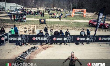Spartan race quarto nel Novarese ironman di Cassina de' Pecchi