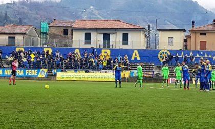 Carrarese-Giana finisce in pareggio: 2-2