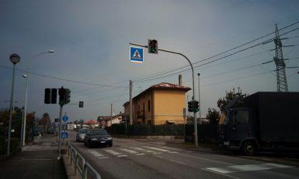 Occhio al giallo: arriva un nuovo Rosso stop su via Bergamo