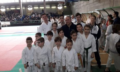 Cambiago il vivaio del Club Kb ai Regionali Csi di karate sforna un oro e un bronzo FOTO