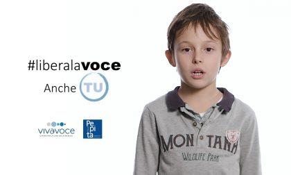 """Balbuzie e bullismo, al via la campagna """"Libera La Voce. Anche TU"""""""