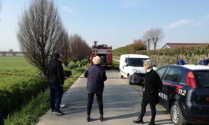 Ritrovato cadavere a Bellinzago Lombardo