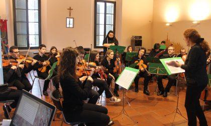 Una giovane orchestra per l'ultima tappa del Festival musicale di Vaprio