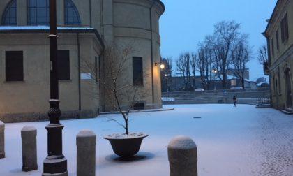 E' arrivata la neve... e anche gli incidenti SIRENE DI NOTTE