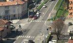 Rosso stop sulla Padana non perdona