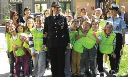 Trezzo la Locale inventa tre giochi didattici per l'Educazione stradale FOTO