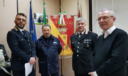 Una nuova convenzione per i carabinieri in congedo di Melzo