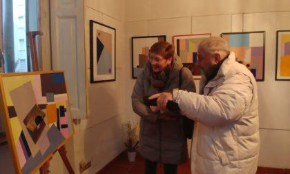Cambiago Villa Perani ha aperto le porte all'arte FOTO