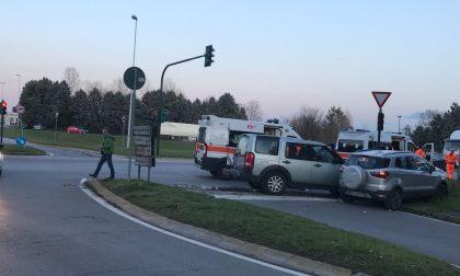 Ciclista investito sulla Cerca a Melzo, investitore scappato