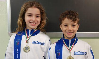 Trezzo i fratelli Tavilla nel judo incantano Torino