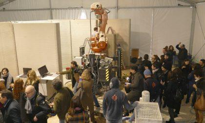 Nel cuore di Milano nasce la prima casa stampata in 3D