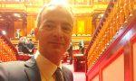 Primo giorno al Senato per l'ex sindaco Eugenio Comincini