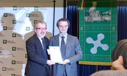 Maroni Fontana: il passaggio di consegne in Regione Lombardia