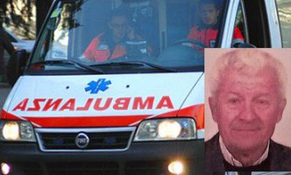"""Monossido killer uccide pensionato. L'ultimo saluto al figlio: """"Ciao Luca sto morendo"""""""