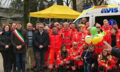 Nuova ambulanza per l'Avis Cologno regalata da un benefattore