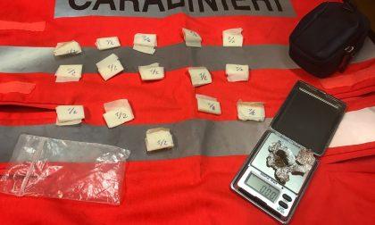 Barista arrestato per droga a Rivolta