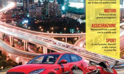 È arrivato inAuto&Moto, il magazine dedicato ai motori
