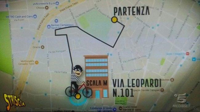 ladri biciclette Sesto San Giovanni
