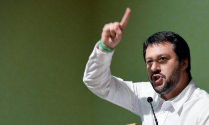 Lanci di uova, quando a Segrate le tiravano a Salvini...