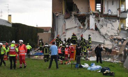 Esplode casa nel milanese