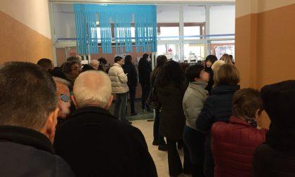 Elezioni 2018 code ai seggi per la nuova scheda elettorale