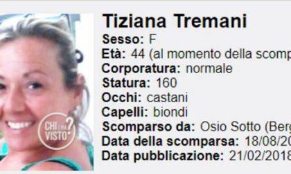 Scomparsa da 6 mesi ritrovata Tiziana Tremani