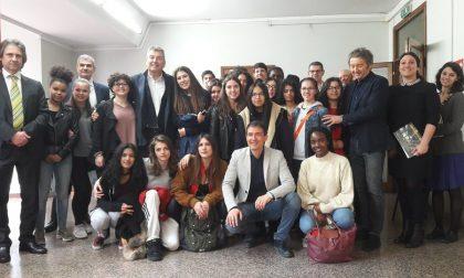 Gemellaggio Saint Denis, studenti francesi ricevuti in Comune
