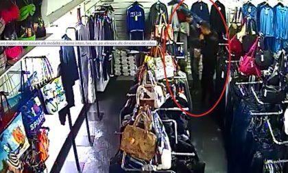 Trezzo ladri smemorati rubano abiti e lasciano i loro ma poi tornano a reclamarli e vengono presi