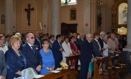 Anniversari di matrimonio la parrocchia festeggia le coppie FOTO