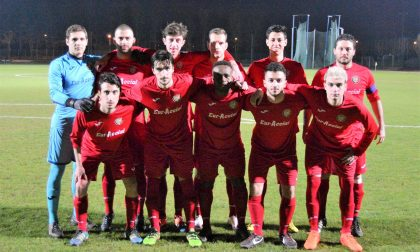 Calcio dilettanti Carugate rovescia La Dominante