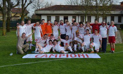 AS Inzago campione provinciale Juniores