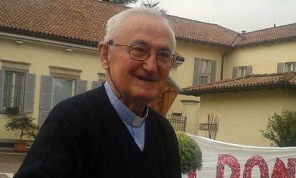 Lutto a Gorgonzola, è morto don Erminio Pozzi